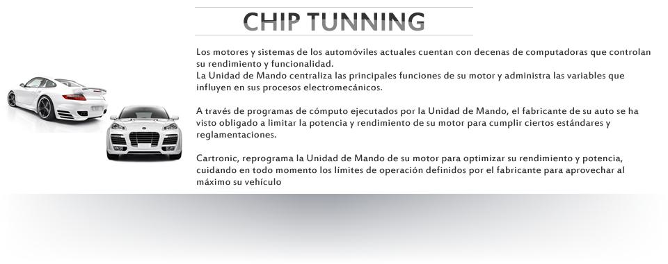 chip tunning